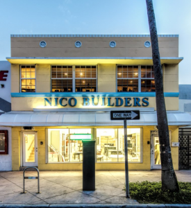 Nico Builders Store Front